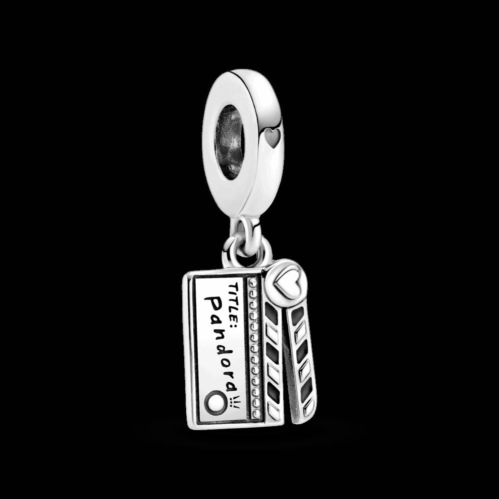 Charm pendentif clap de cinéma 35€ - 799423C01