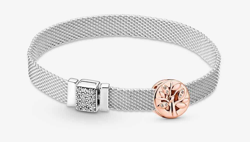 Bracelet Composé Pandora Réflexions Arbre De Vie 89€