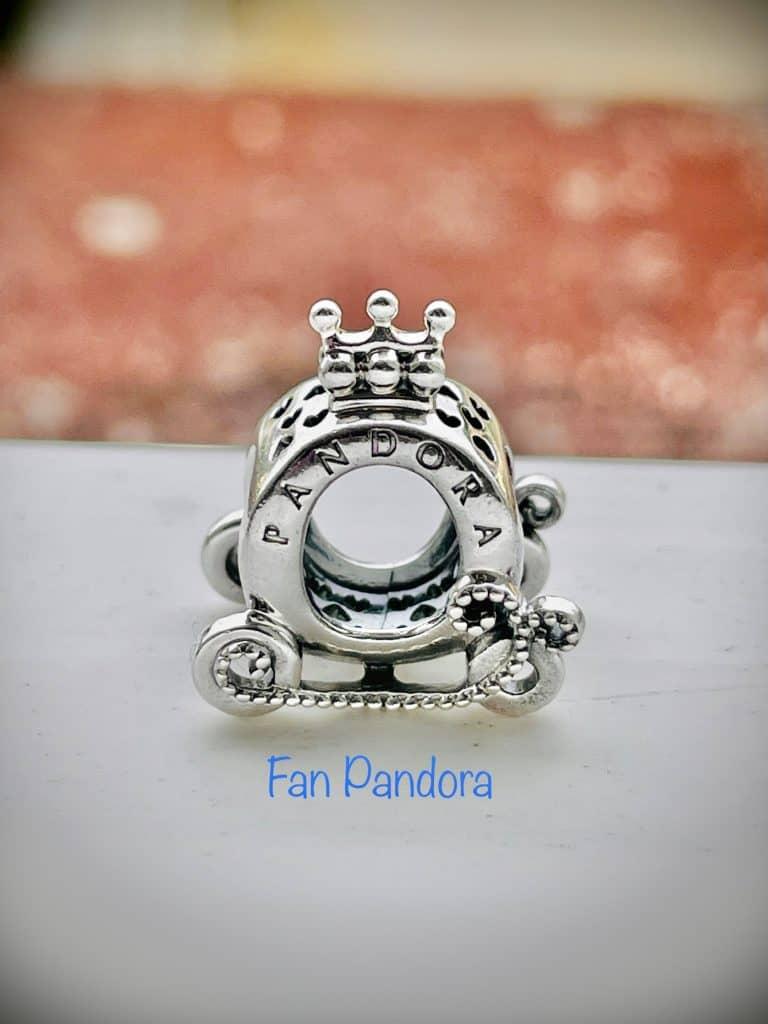 Charm Carrosse Pandora O - 22.50€