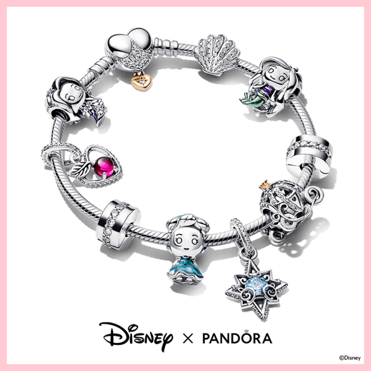 Disney Pandora Princesse