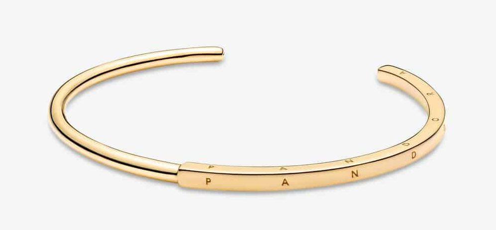 Bracelet Jonc I-D Pandora Signature Shine 169,00 € – 569493C00