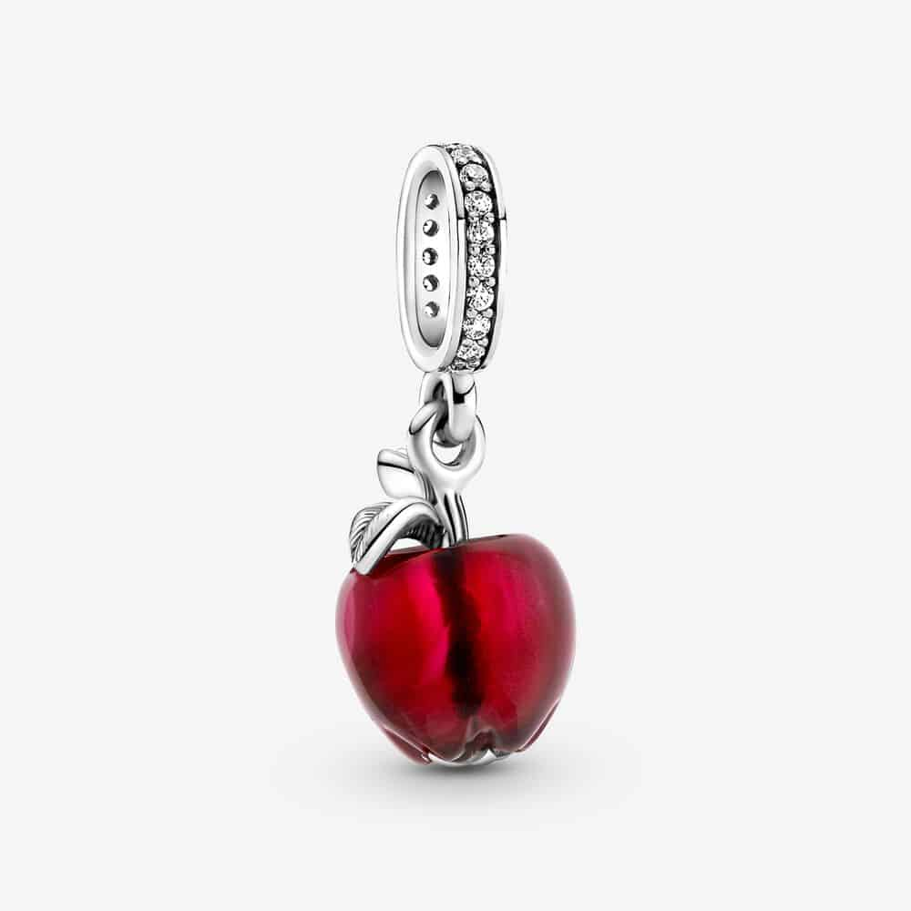 Charm Murano Rouge Pomme 799534C01