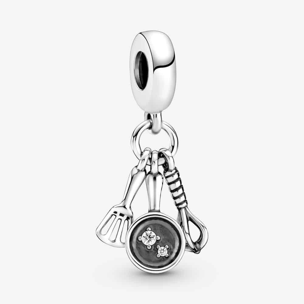 Charm Pendant Spatule, Poêle & Fouet 45,00 € - 799531C01