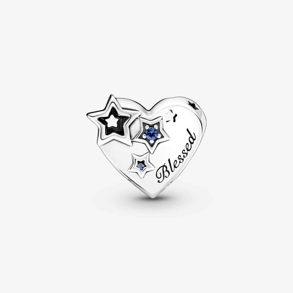 Charm Gratitude Cœur & Étoiles 35,00 € - 799527C01