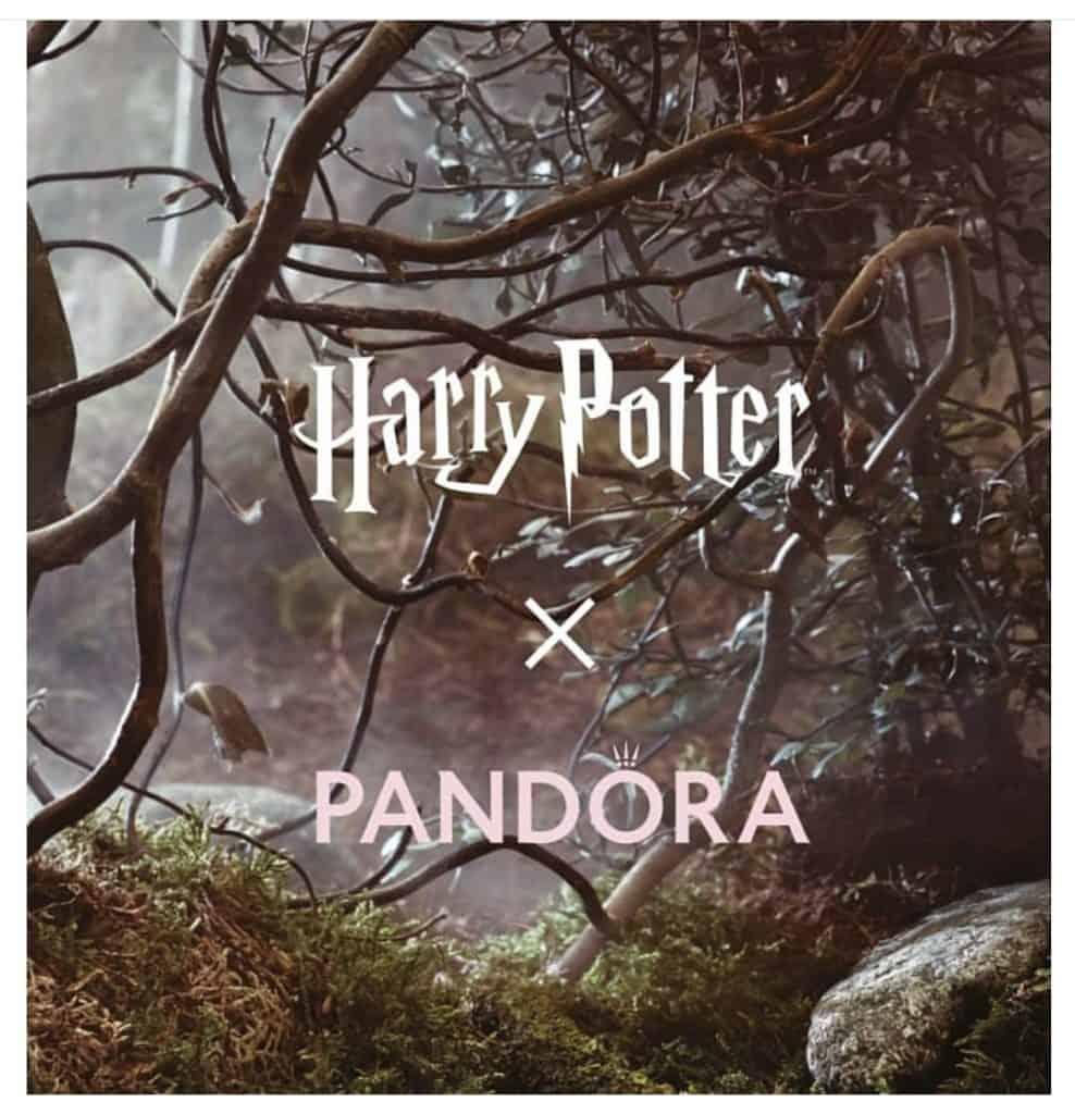 Collection Harry Potter X Pandora - Octobre 2021