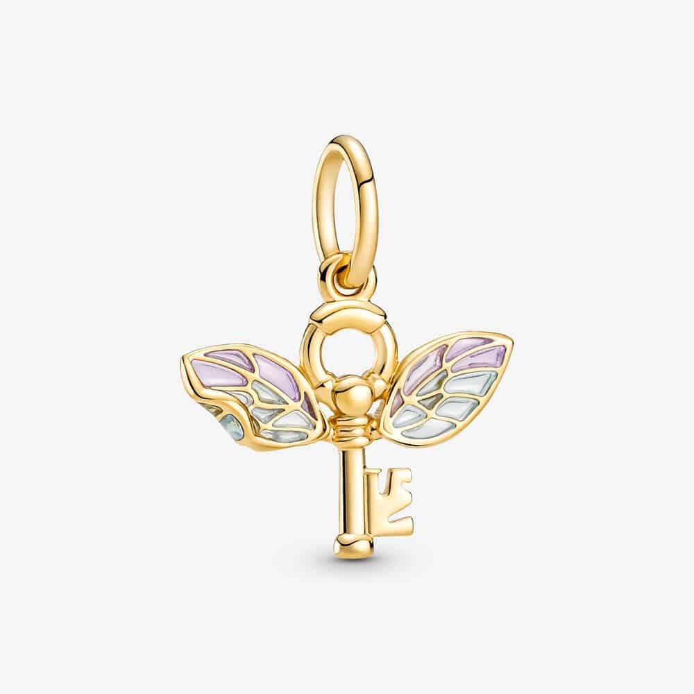 Charm Pendentif Clé Volante Harry Potter Pandora - 360034C01 - 79€